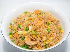 Easy to Make A Shrimp Fried Rice | Food Recipes