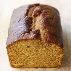 Sheri's Pumpkin Bread - my favorite pumpkin bread from my mother-in-law. the-girl-who-ate-everything.com