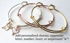 This listing is for ONE knot bracelet -- the perfect bridesmaid gift bangle to…