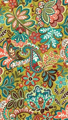 Shop our line of Patterns from Vera Bradley. Paisley Art, Paisley Design, Paisley Pattern, Pattern Art, Flower Wallpaper, Pattern Wallpaper, Wallpaper Backgrounds, Iphone Wallpaper, Wallpapers