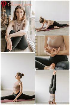 Healing Meditation, Yoga Meditation, Easy Yoga For Beginners, Vinyasa Yoga Poses, Bed Yoga, Beginner Yoga Workout, Fitness Inspiration Quotes, Yoga Art, Morning Yoga