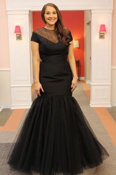 9d9a9bb49f How many of you would rock a black wedding dress on
