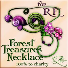 Forest Treasures RFL Necklace