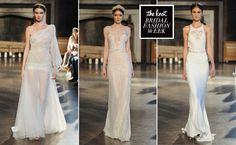 Inbal Dror Shows Regal, Romantic and Super Sexy Wedding Dresses for Fall 2015   TheKnot.com