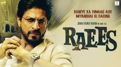 Raees Movie Download 2017 Video 3GP Mp4 FLV 720p HD and Bluray Download