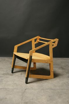 The only preparation for tomorrow is the right use of today.: Fangs Series Chairs by Konstantin Achkov