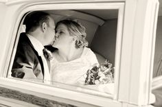 Another sweet photo idea including the limo or specialty vehicle Wedding Limo, Post Wedding, Wedding Ideas, Picture Ideas, Photo Ideas, Couple Portraits, Couple Photos, Motorcycle Wedding, City Living