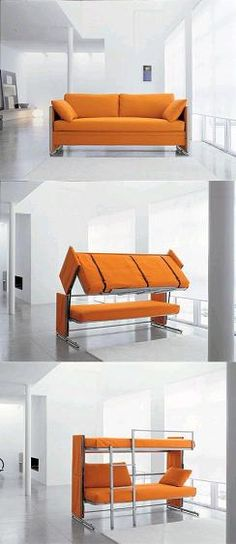 Sofa Bed- omg so cool!!