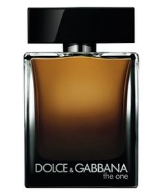 Cultures Hommes: Dolce & Gabbana: The One eau de parfum