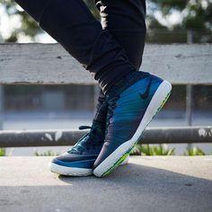 06c429603e9 Nike MecurialX Proximo IC - Squadron Blue   Black