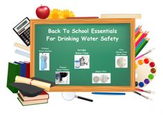 Back to School Water Filter