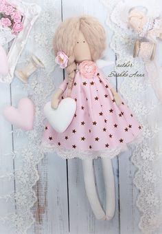Тильда.  Tilda dolls https://annasushko.jimdo.com/