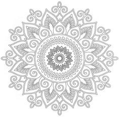 Сильные мандалы для исполнения желаний / Мистика Doodle, Paisley, Page Online, Coloring Pages, Stencils, Personalized Items, Pictures, Image, Pointillism