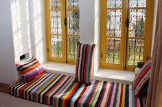 Dar Enesma Maison d'hôtes en Tunisie - Intérieur salons