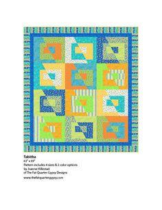Tabitha - PTN 1625 Topsy Turvy (Carnival colorway)