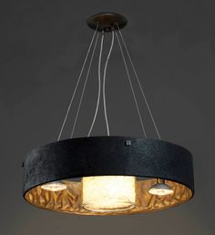 Dresslight Circus patine pendant lamp (for verandah?)