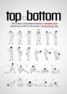 Top to Bottom Workout