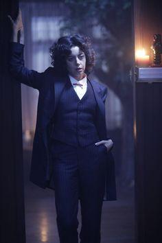 "Aubrey Plaza as Lenny ""Cornflakes"" Busker / Fiend (?) on FX/Marvel's Legion"