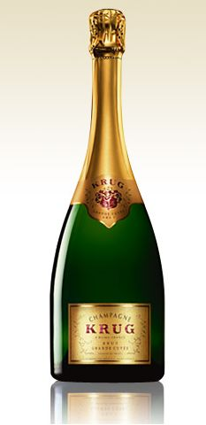 KRUG champagne  CONGRATULATIONS to all MISS M's Millionairess girls ... lets pop this cork!