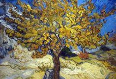(13x19) Vincent Van Gogh The Mulberry Tree Art Print Poster by Poster, http://www.amazon.com/dp/B004PZJ0XY/ref=cm_sw_r_pi_dp_AKchrb11A9QV5