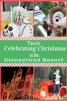 Insider tips on celebrating Christmas at Disneyland Resort from when to visit and what to see and do!