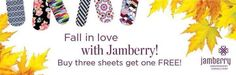 Fall in love with jamberry nails! Order anytime at www.amyturinsky.jamberrynails.net