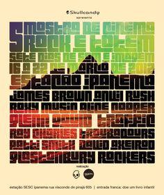 Poster Rio & Etc...