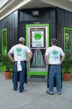 butterhead greens cafe (on Bull Street)  Best salad in Savannah