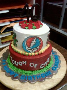 Grateful Dead--- will be needing someone to make me this next year for the 5-0!
