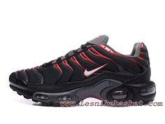 premium selection 76034 2a4f6 Nike Tuned 1(nike Tn 2017) noire Rouge Chaussues Nike Basket Pour Homme-1704142883  - Les Nike Sneaker Officiel site En France