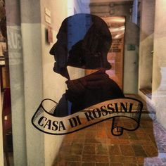 Casa Rossini, Pesaro #invasionidigitali #musei