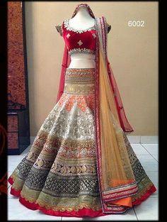 3d Designer Bollywood Lehenga Choli Online