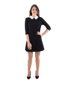 Robe col claudine