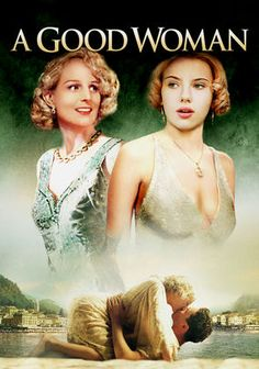 A Good Woman (2004) What does a good woman have if not a good reputation? While seductress Mrs. Erlynne takes up with rich aristocrat Robert Windermere, his young, fragile bride, Meg, is pursued by the caddish Lord Darlington -- setting all tongues wagging. Helen Hunt, Scarlett Johansson, Tom Wilkinson...TS period piece