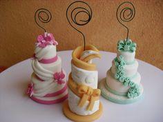 Piccole creazioni segnaposto ^^ - Le Torte di Antonella