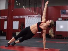 Killer Bodyweight Circuit - 30 Second Workouts