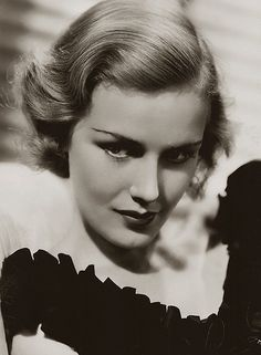 Frances Farmer, 1935