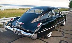 1949 Buick Super Sedanet, black