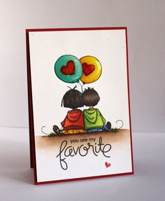 Alice Wertz: Alice's {Little} Wonderland –  Mo's Digital Pencil Monthly Blog Hop - 1/14/14.  (Paper Smooches stamps: Uplifters).  (Pin#1: Mo Manning-Valerie in Love.  Pin+: Balloons...; Friends; Valentines: Hearts/...).