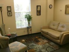 Therapy office of Natalie Lampkin, LMHC, Sarasota, Florida  www.creativecounselingsrq.org