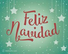 Feliz Navidad | Frases con diseño - DdDiseño