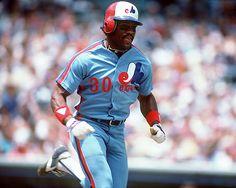 Tim Raines, Montreal Expos