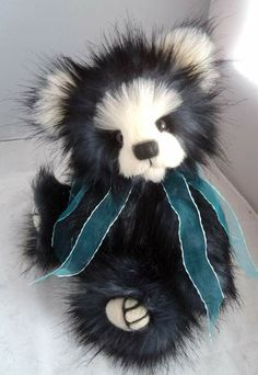 Robbie by Bearalicious Bears