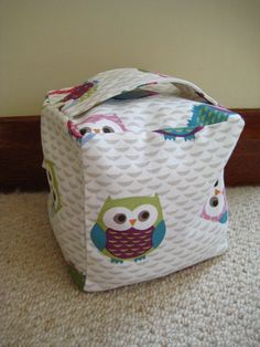 Hey, I found this really awesome Etsy listing at https://www.etsy.com/listing/180107928/fabric-doorstop-handmade-owl-doorstop