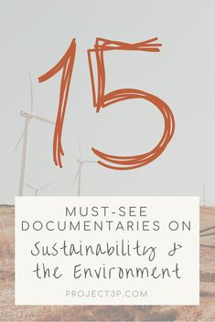 15 Must-See Documentaries on Sustainability and the Environment Green Living, Green Living Tips, Green and Sustainable Living, Green Lifestyle, Eco Fr. Zero Waste, Sustainable Living, Sustainable Products, Sustainable Environment, Sustainable Architecture, Health Documentaries, Films Netflix, Vie Simple, Do It Yourself Inspiration