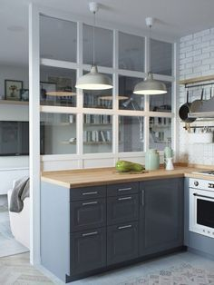 Get design inspiration from these 14 charming small kitchen ideas.