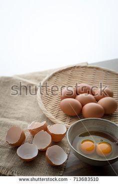 Food raw material, Egg