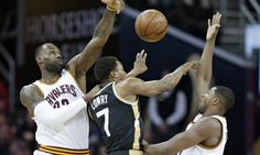 Eastern Conference Finals Preview: Raptors vs. Cavaliers = The Toronto Raptors got to the Eastern Conference Finals the hard way, playing 14 games in the first two rounds, the most possible. The Cleveland Cavaliers got there the easy way, playing eight games, the fewest possible. And.....