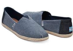 With more cushioning than ever, our Classic Alpargatas are a must-have. Featuring a coated linen upper, the Alpargata's easy slip-on style goes with almost everything in your closet.