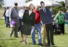 Iowa Democrats react to Hillary Rodham Clinton - Yahoo News